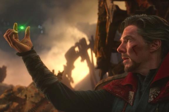 ll finale di Avengers: Endgame