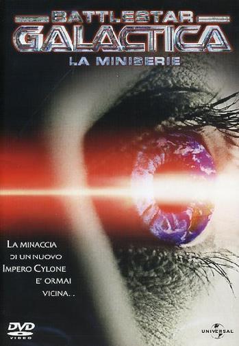 Cofanetto DVD di Battlestar Galactica - La Miniserie