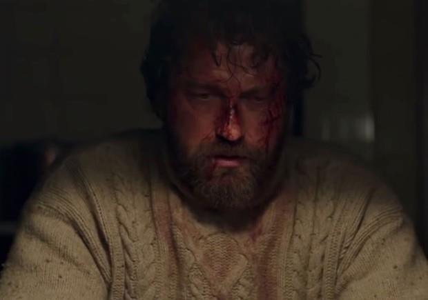Gerald Butler in una scena di The Vanishing