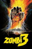 Poster Zombi 3