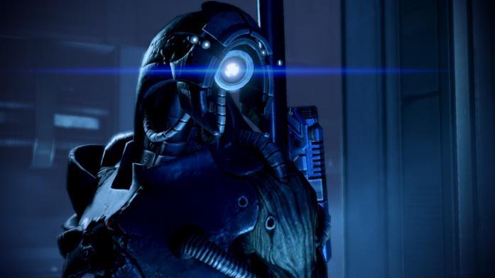 I Geth di Mass Effect