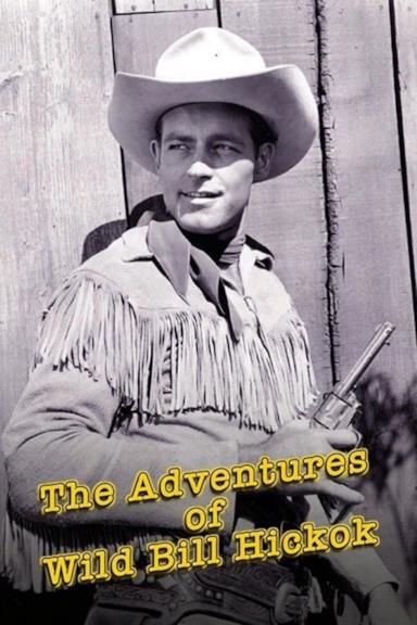 Poster The Adventures of Wild Bill Hickok