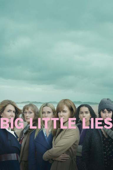 Poster Big Little Lies - Piccole grandi bugie