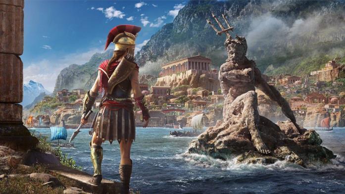 Assassin's Creed Odyssey è l'ultimo capitolo della saga Ubisoft