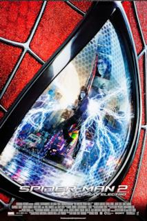 Poster The Amazing Spider-Man 2 - Il potere di Electro