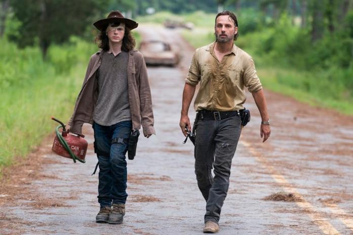 The Walking Dead: episodio 8x08