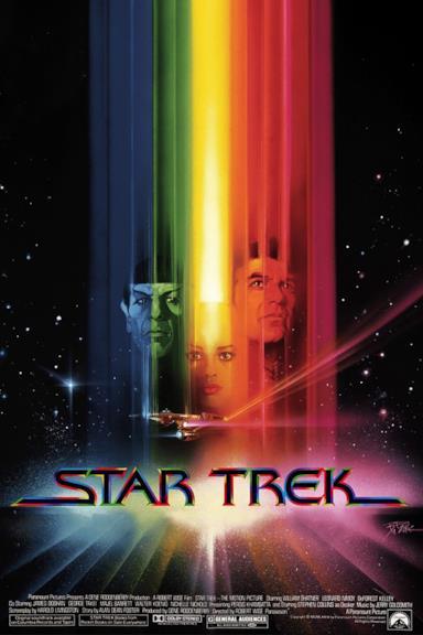 Poster Star Trek: Il Film