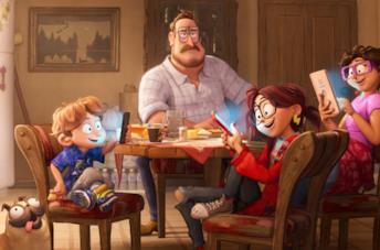 I Mitchell contro le macchine: l'apocalisse robotica nel divertentissimo film d'animazione su Netflix
