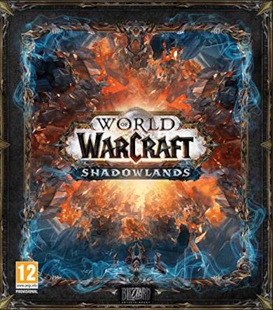 Cofanetto di World of Warcraft: Shadowlands