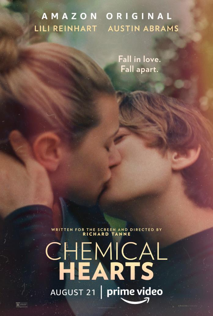 Chemical Hearts, il poster del film