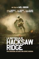 Poster La battaglia di Hacksaw Ridge