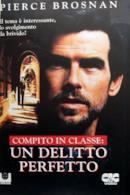 Poster Compito in classe - Un delitto perfetto