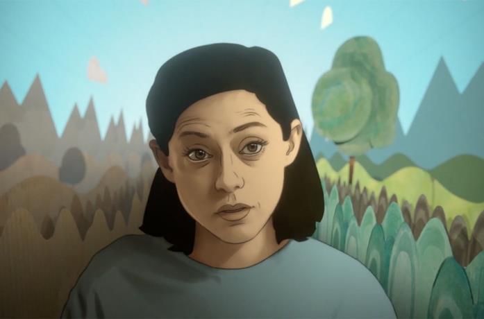 La protagonista di Undone, Alma