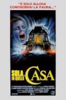 Poster Sola... in quella casa
