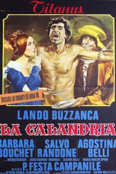Poster La calandria