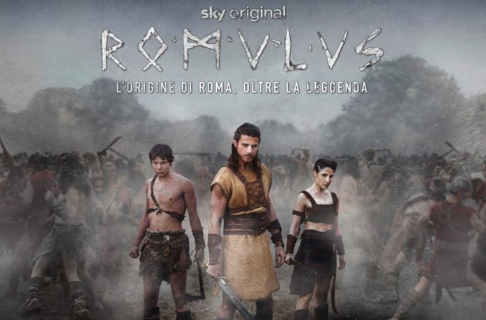 Romulus - serie Sky