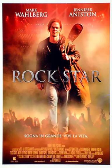 Poster Rock Star