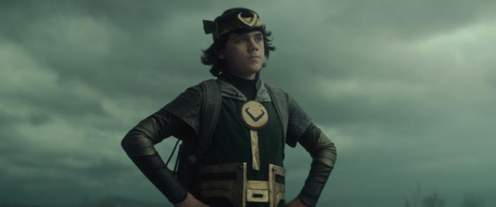 Kid Loki, il leader di un gruppo di Varianti