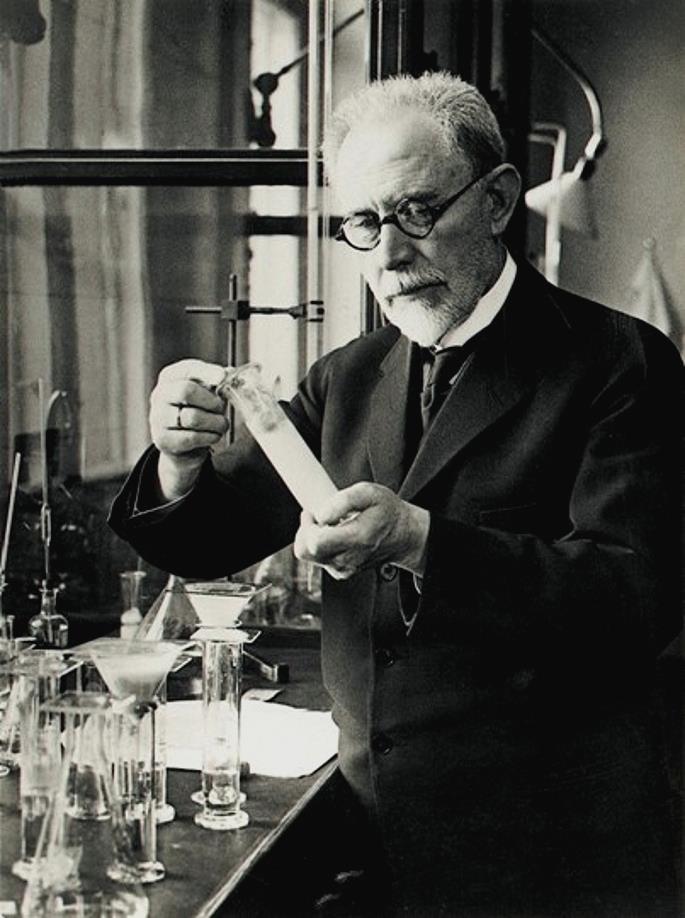 Il chimico danese S.P.L.