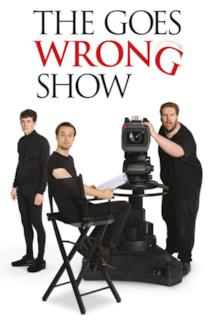 Poster The Goes Wrong Show