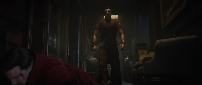 Scott Adkins in Doctor Strange
