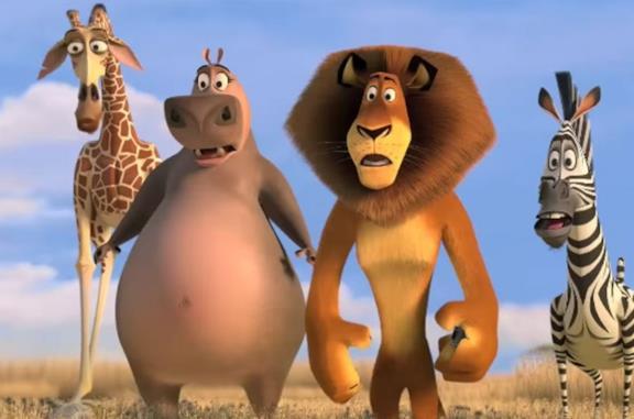 Madagascar 2: personaggi e doppiatori italiani