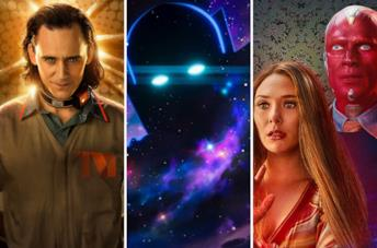 Loki, l'Osservatore, Wanda e Visione