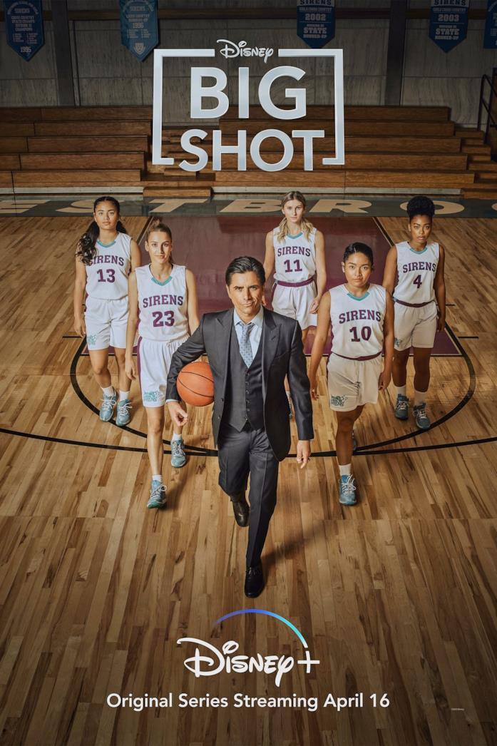 Il cast nella locandina di Big Shot