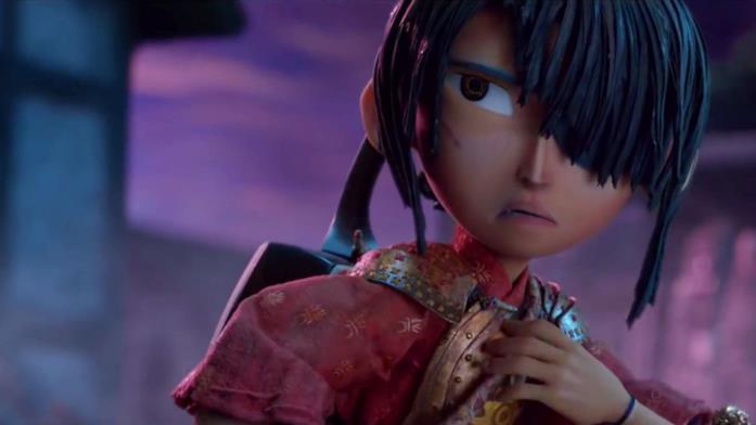 Il giovane protagonista di Kubo e la Spada Magica
