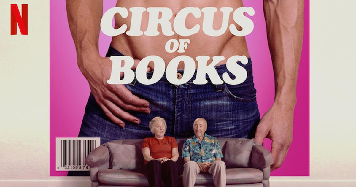 Circus of Books (2019)