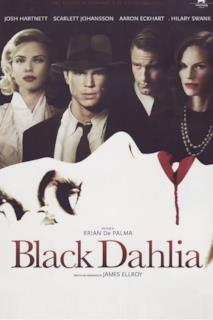 Poster Black Dahlia