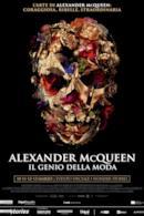 Poster Alexander McQueen - Il genio della moda