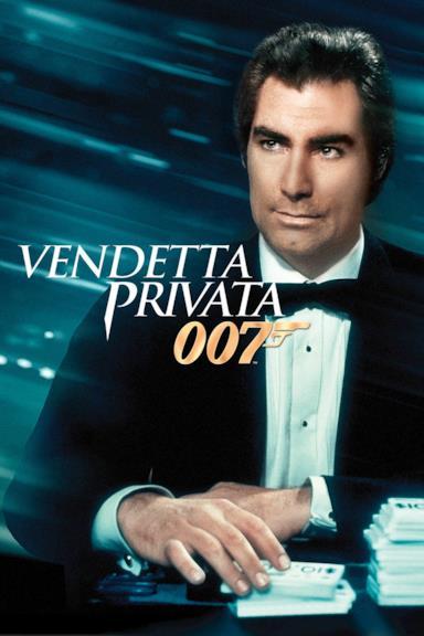 Poster 007 - Vendetta privata