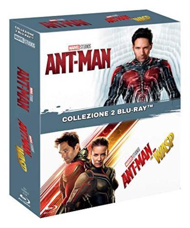 Ant Man 1-2 (Box 2 Br)