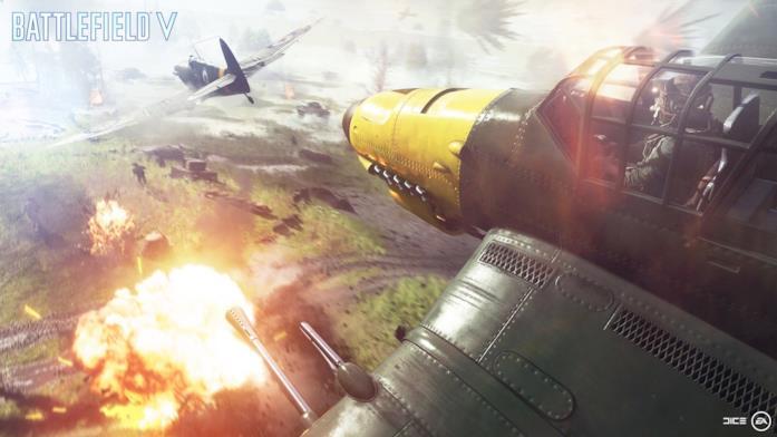 Battlefield V ci riporta nella Seconda Guerra Mondiale