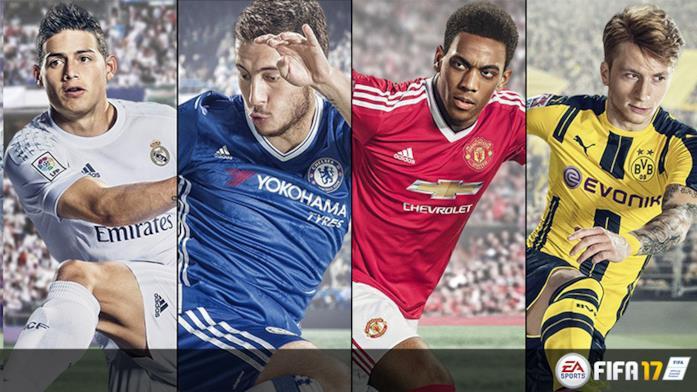 I giocatori che potrebbero essere in copertina di FIFA 17