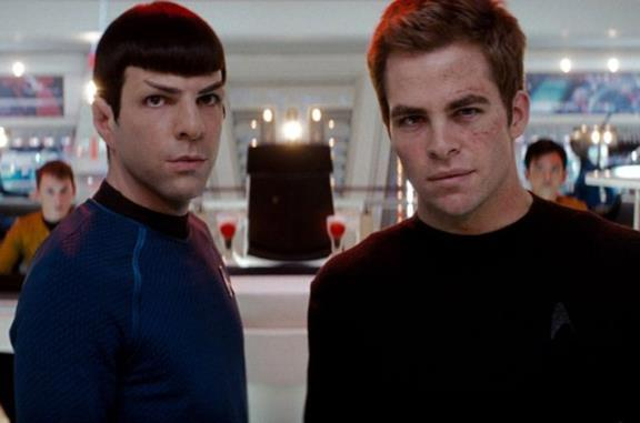 Star Trek - Il Futuro ha Inizio, il cast del film di Abrams, e gli attori originali