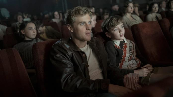 La nave sepolta: Johnny Flynn e Archie Barnes