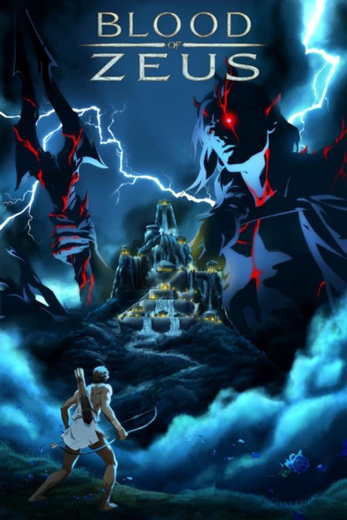 Bloods of Zeus - locandina della serie