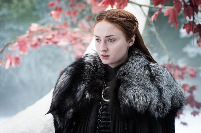 Game of Thrones: un'immagine di Sansa
