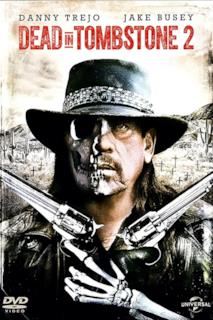 Poster Dead in Tombstone 2