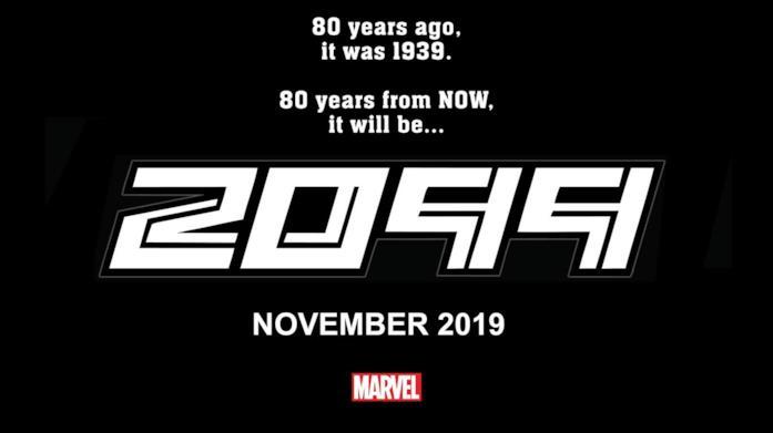 Teaser di Marvel 2099 rilasciato al San Diego Comic-Con 2019