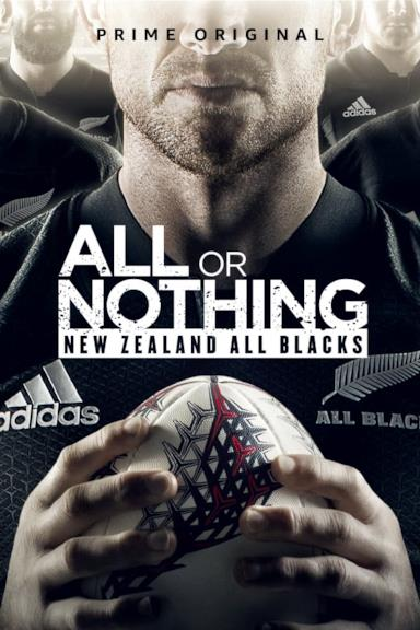 Poster All or Nothing: New Zealand All Blacks