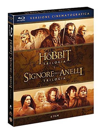 Lo Hobbit & Il Signore degli Anelli - trilogie cinematografiche
