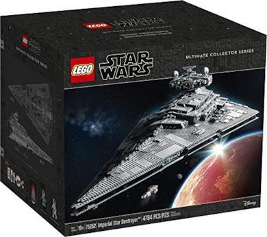 LEGO Star Wars 75252 - Confidential, Multicolore