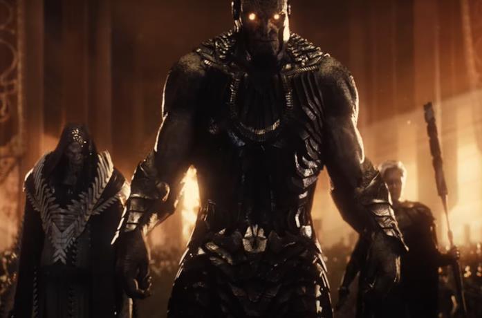 La corte di Darkseid