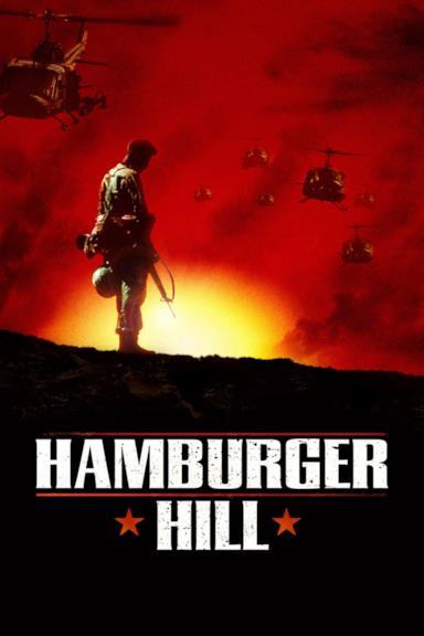 Poster Hamburger Hill - Collina 937