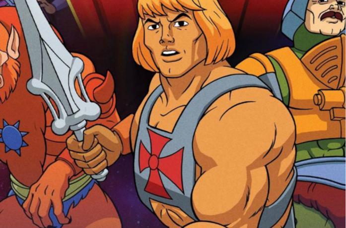 Un'immagine di He-Man