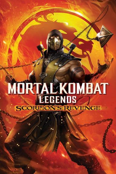 Poster Mortal Kombat Legends: Scorpion's Revenge