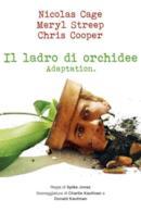 Poster Il ladro di orchidee